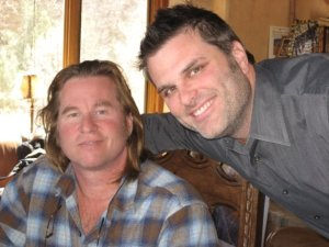 Val Kilmer and Bryan Beasley